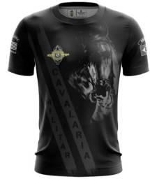 Camiseta Camisa Cavalaria Pm-clv (uso Liberado)