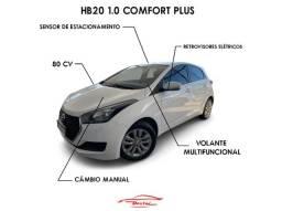 Título do anúncio: Hyundai HB20 1.0 Comfort Plus