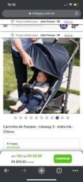 Carrinho de bebê da Chicco