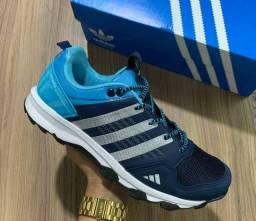 Vendo tênis Adidas kanadia e puma Fufure ( 125 com entrega)