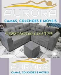 Título do anúncio: sofá de canto *&&