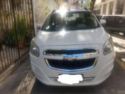 Chevrolet Spin LT 1.8 Automático 2014 Com Gnv