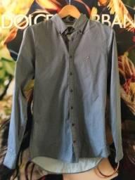 Camisa Tommy Hilfiger + Camisa Beagle / Originais