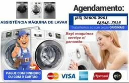 Máquina de lavar (manutenções)