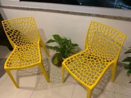 Conjunto de 2 cadeiras Gruvyer