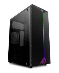 PC Gamer i3-9100F - 8GB - GTX 1050Ti | Troco e Passo Cartão