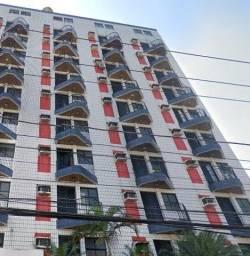 Título do anúncio: Flat com 1 dormitório à venda, 35 m² por R$ 150.000,00 - Centro - São Vicente/SP