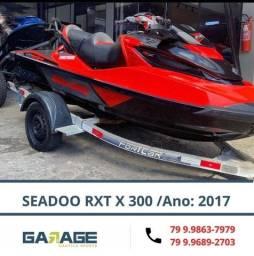 Título do anúncio: Seadoo Rxtx 300 2017