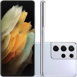 Samsung Galaxy S21 Ultra + Carregador - R$5297 ou 12x de R$476,38 - Lacrado + Nota Fiscal