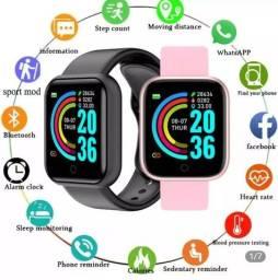 Título do anúncio: Relógio inteligente Smart Bracelet