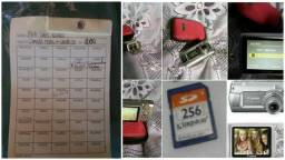 Câmera Fotográfica + Cartão Sd(Rifffaaaa)