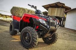 Título do anúncio: Quadriciclo TRX 420 Honda