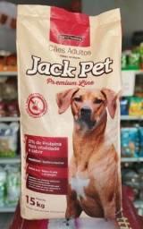 Título do anúncio: Ração Jack Pet todas as raças adulto 15kg