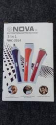 Barbeador Kit 3 em 1