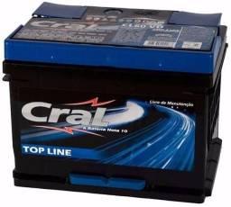 Bateria Cral Nova