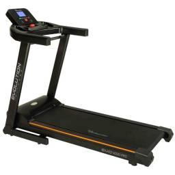 Esteira Ergométrica Profissional Evo 4000 - Praticar Fitness