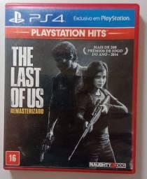 Título do anúncio: The Last of Us | PS4
