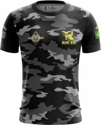 Camiseta Camisa Rocam-rc (uso Liberado)