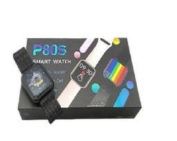 Relógio Smartwatch P80s Faz Ligação 2 Pulseiras
