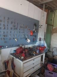 vendo equipamento de chaveiro