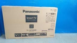 Título do anúncio: TV SMART NOVA NA CAIXA
