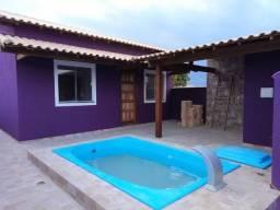 TH: Promoção de casa de 2 quartos com piscina á Unamar-Cabo Frio!!