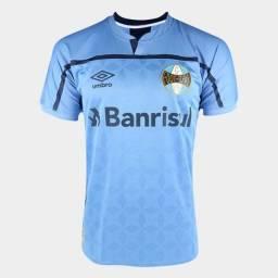 Título do anúncio: Camisa Grêmio III Azul Celeste - Pronta Entrega