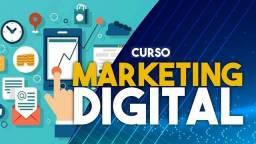 Título do anúncio: Curso marketing digital
