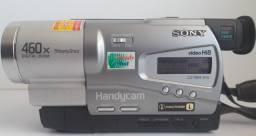Filmadora Sony Ccd-tr818 Video Hi8 Ntsc 8mm Camcorder
