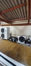 Câmara fria Refrigeração industrial