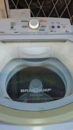 máquina de lavar Brastemp 09 kilos