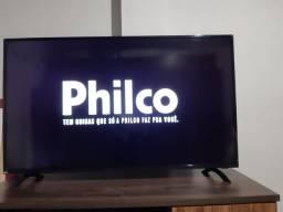 Tv esmart 50 polegadas..