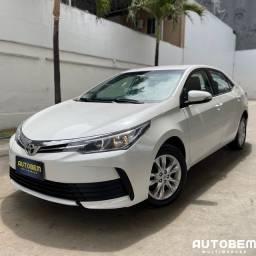 Título do anúncio: Toyota Corolla 2019 GLI 1.8