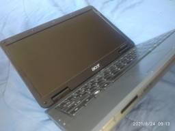 Título do anúncio: Notebook Acer Dual Core