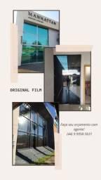 Título do anúncio: insulfilme comercial residencial e automotivo