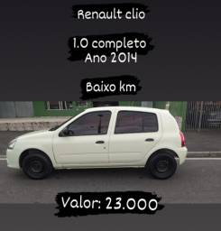 Renault Clio / pode usar em aplicativo Uber/99