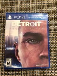 Título do anúncio: Jogo Detroit Become Human - Playstation 4