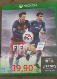 Jogo original Fifa para Xbox one