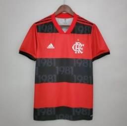 camisa flamengo home i 2021/22