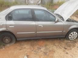 Pecas Honda Civic LX 2000
