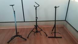 Título do anúncio: Suporte de chão para instrumentos musicais
