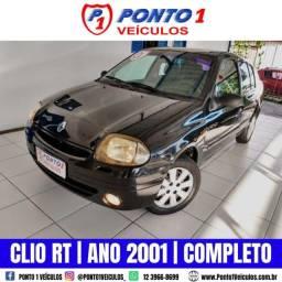 Título do anúncio: RENAULT CLIO RT 1.6 16V 2001