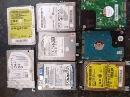 HD notebook 320/500/750 gigas