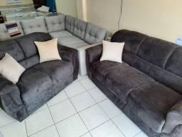 Jogos de sofá no valor de 999