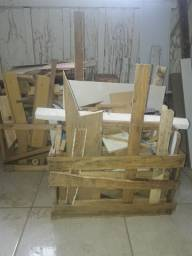 Doação madeira pra lenha.