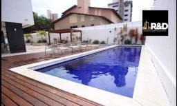 Apartamento em lagoa nova com 3 suites na av são José próximo da prudente de Moraes