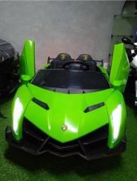 Veículo elétrico Infantil- Lamborghini Veneno