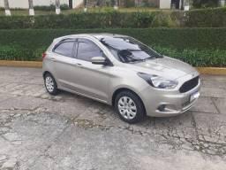 Ford Ka 2015 com kit gas