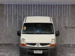 Título do anúncio: Renault master 2013 2.5 dci minibus l3h2 16 lugares 16v diesel 3p manual