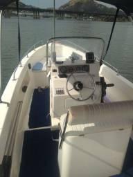 Título do anúncio: Lancha brasboat fly fish 190